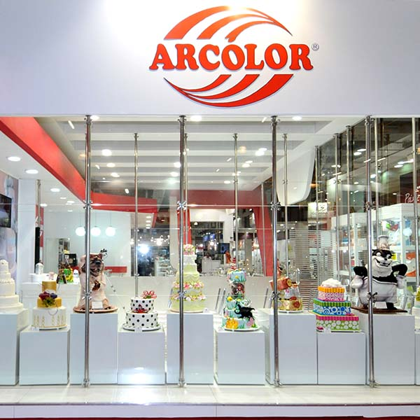 STAND ARCOLOR