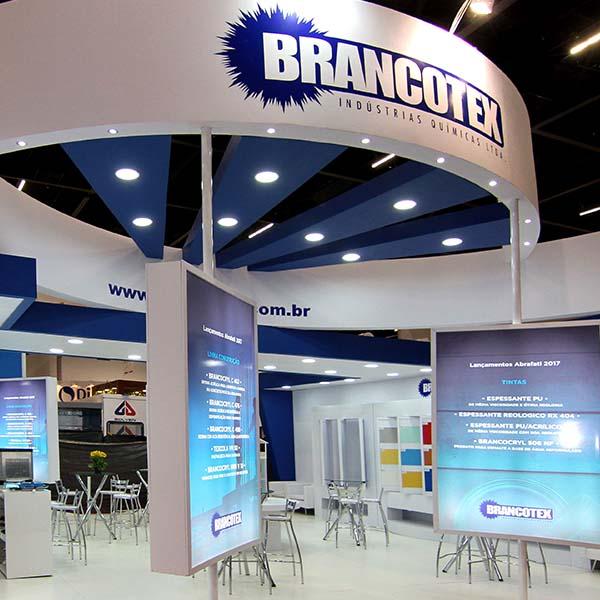 STAND BRANCOTEX